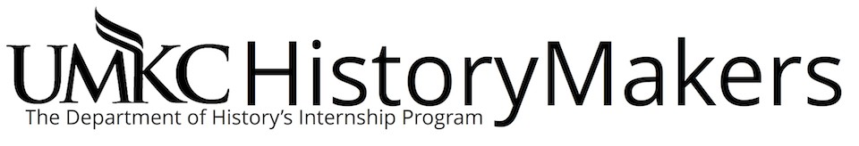 UMKC HistoryMakers Internship Program