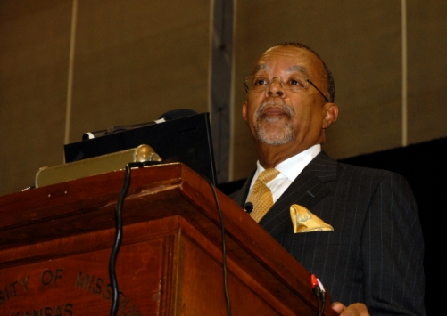Henry Louis Gates, Jr. was the keynote speaker for the 2011 Third Annual MLK Lecture, which more than 900 people attended.