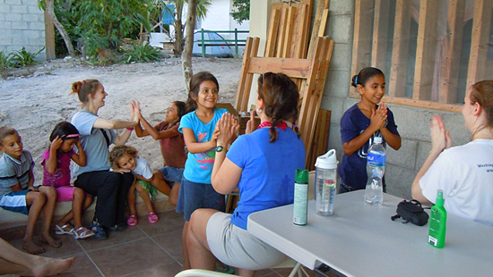 School of Nursing group delivers health care to rural Honduras