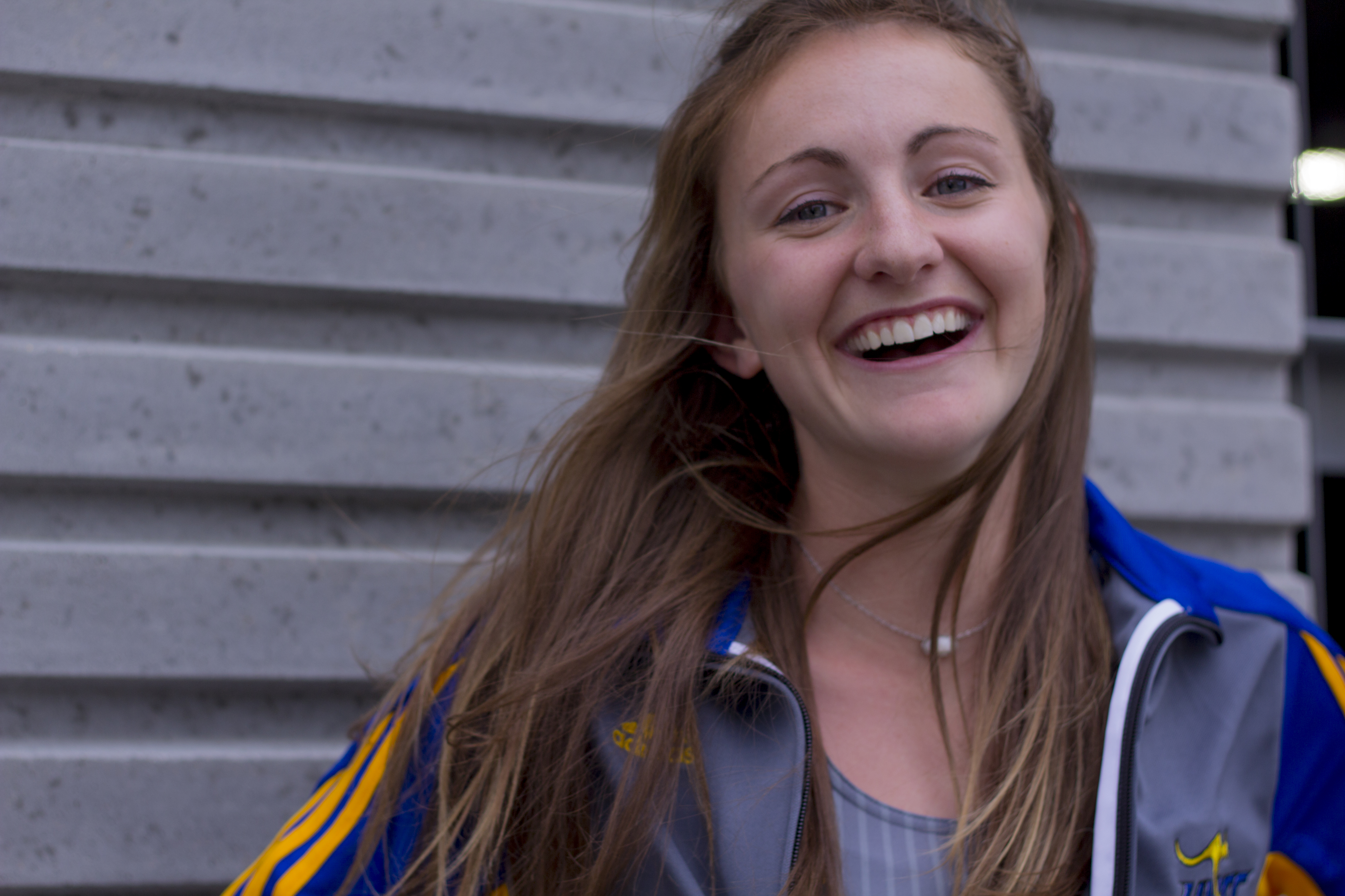 Brooke Guiot is an athlete at UMKC and studies psychology. She is also a REbel intern